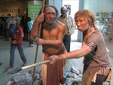 Người Neanderthal: Tay phải to gấp 2 tay trái - 1
