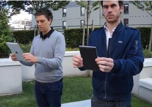 Test độ bền New iPad và Nexus 7 - 1