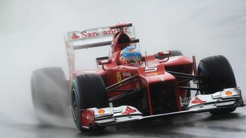 F1-Phân hạng German GP: Thuỷ chiến trên đường đua Hockenheim - 1
