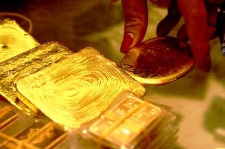 Trái chiều các dự báo giá vàng tuần này - 1
