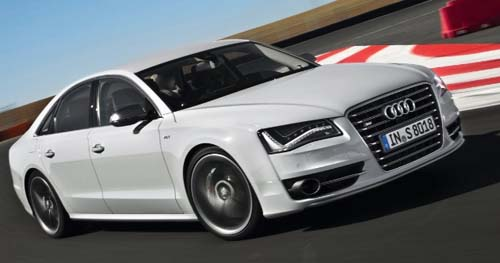 Báo giá Audi S8, S7, S6 phiên bản 2013 - 1
