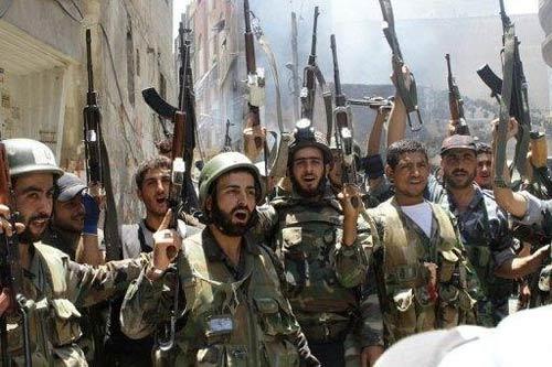 Mỹ báo động về vũ khí hóa học của Syria - 1