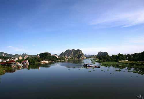 Về Hà Nam thăm làng Vũ Đại - 1