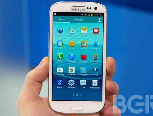 Samsung Galaxy S3 cán mốc 10 triệu chiếc - 1