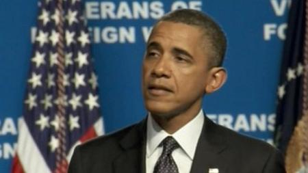 TT Obama cảnh báo Syria về vũ khí hóa học - 1