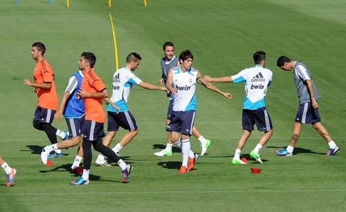 Real – Oviedo: Cơ hội cho người thừa - 1
