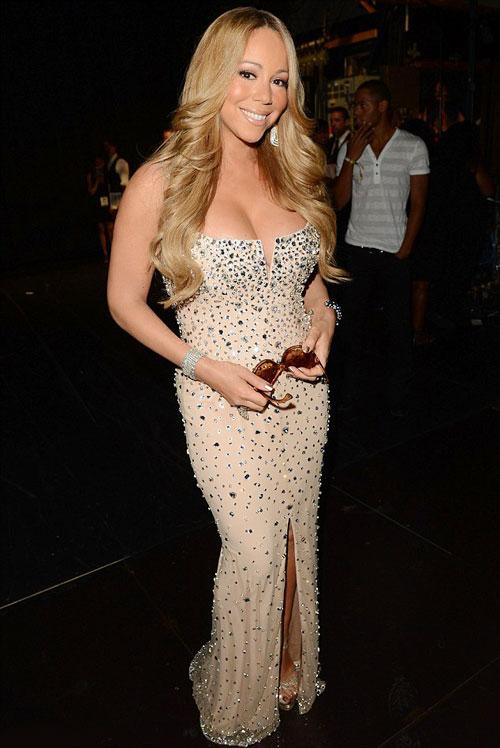Mariah Carey chính thức làm giám khảo American Idol - 1