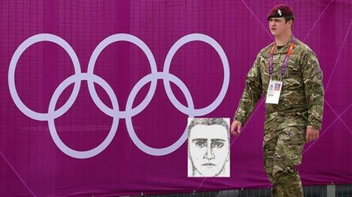 Olympic xuất hiện tên khủng bố đầu tiên - 1