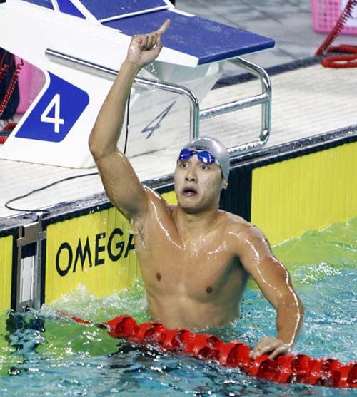 Olympic 2012: Bơi lội Việt Nam & bước đệm tương lai - 1