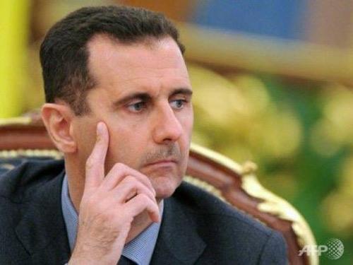Syria chuyển vũ khí hóa học ra sát biên giới - 1
