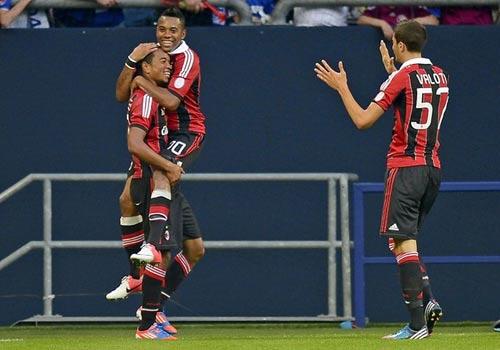 Schalke – Milan: Tìm lại niềm tin - 1
