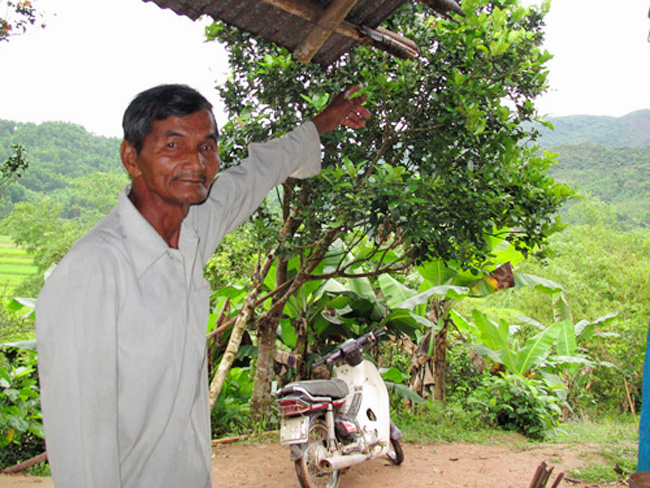 Ông Thái Ngọc mắc bệnh không ngủ trong suốt gần 40 năm.