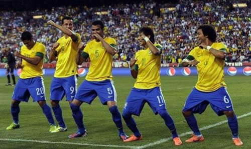 """O.Brazil: """"Tiền"""" sẽ đúc Vàng - 1"""