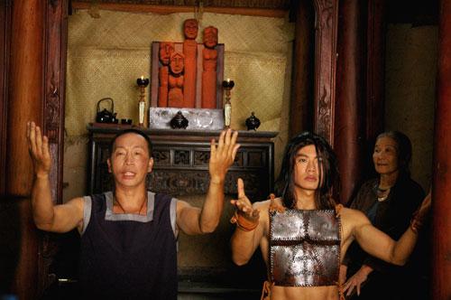 """""""Sốc"""" với Thạch Sanh phiên bản 2012 - 1"""