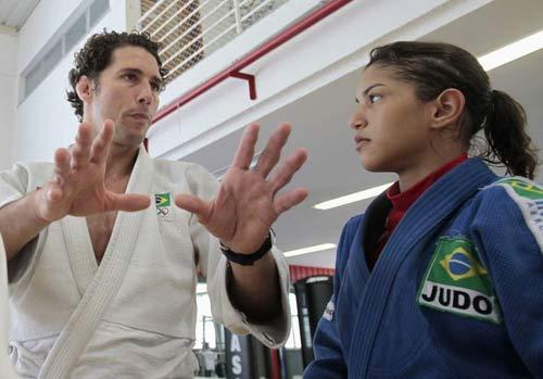Judo Olympic: Văn Ngọc Tú đụng võ sỹ hạng ba thế giới - 1
