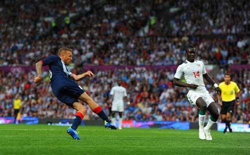 Anh - Senegal: Không run sợ - 1