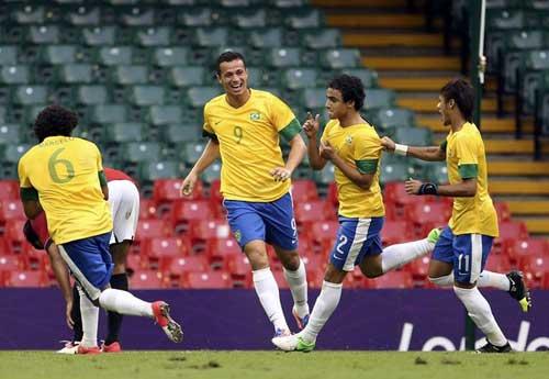 Chiến thắng của Brazil: Một nửa Samba - 1