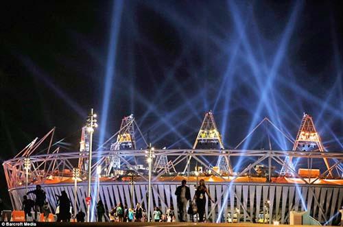 """Lễ khai mạc Olympic London 2012: Chờ siêu phẩm của đạo diễn """"Triệu phú ổ chuột"""" - 1"""