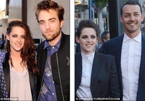 "Robert Pattinson ""từ mặt"" Kristen Stewart - 1"