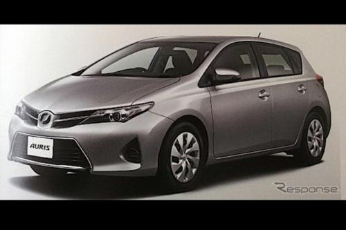 Toyota Auris 2013 ra mắt trong tháng tới - 1