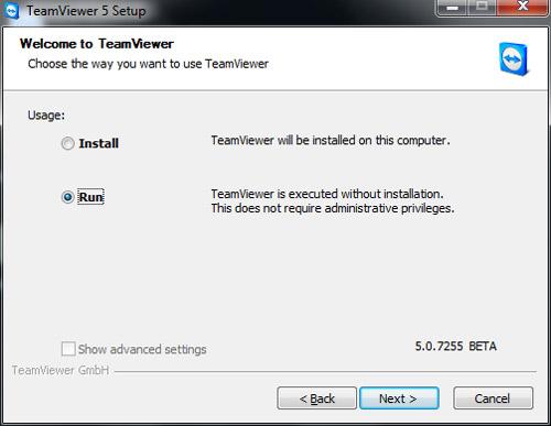 Hướng dẫn sử dụng teamviewer để truy cập máy tính từ xa - 1
