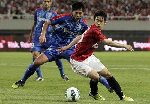 Kagawa ca ngợi Park Ji Sung hết lời - 1