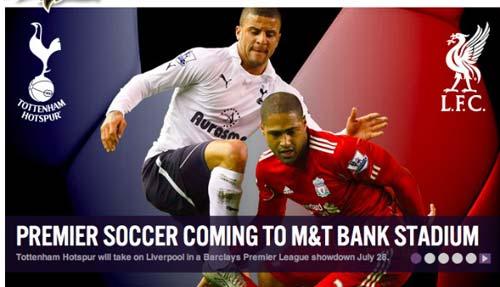 Tottenham – Liverpool: Cữ dượt trước Europa League - 1