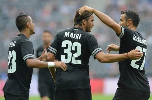 Hertha - Juventus: Người thừa lên tiếng - 1