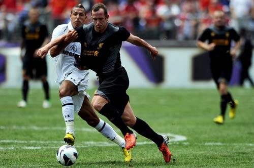 Tottenham - Liverpool: Bale vẫn đá chính - 1