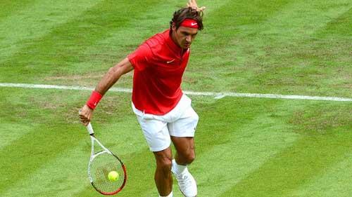 Cú sốc đầu tiên ở môn tennis Olympic - 1