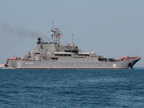 Nga chuẩn bị sơ tán căn cứ ở Syria - 1