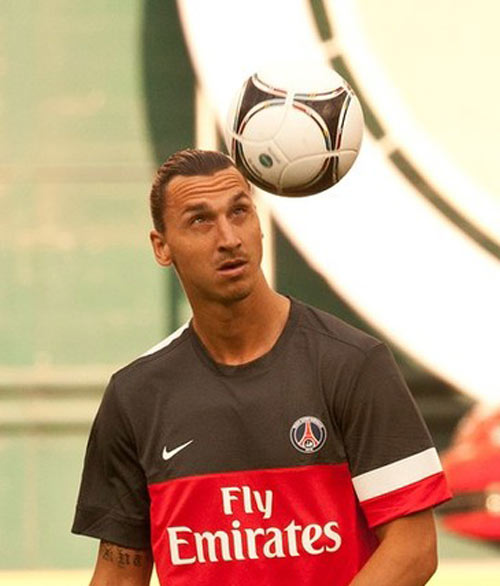 Ibra phũ phàng: Milan yếu hơn PSG! - 1