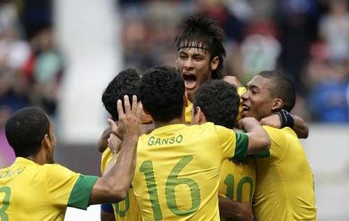Brazil – Belarus: Bản lĩnh - 1