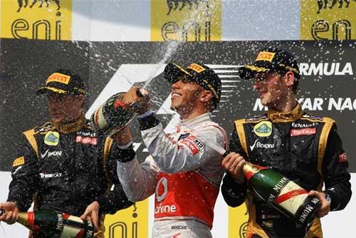 F1- Hungarian GP: L.Hamilton và sức mạnh McLaren. - 1