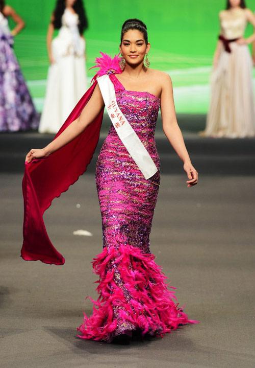 Chấm điểm váy Xấu - Đẹp tại Miss World - 1