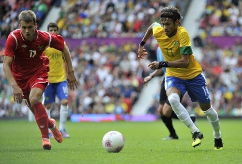 Neymar: Niềm cảm hứng bất tận - 1