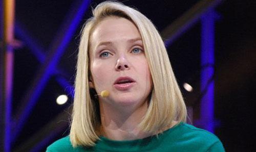 Tân CEO xinh đẹp 'đang biến Yahoo thành Google' - 1