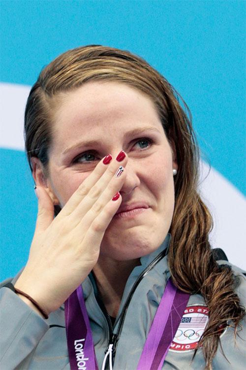 Khi Olympic là sàn diễn khoe nail - 1