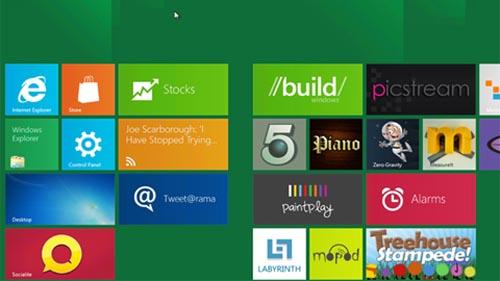 Windows 8 đã hoàn thiện - 1