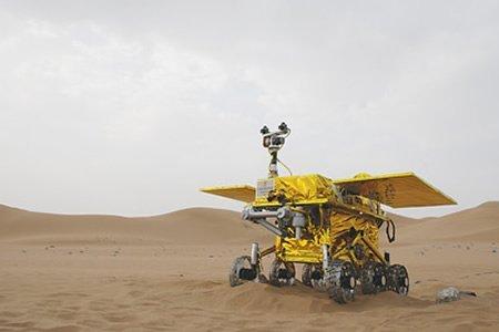 TQ sắp phóng tàu thăm dò Mặt trăng - 1