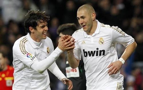"Real: ""Số 10"" cho Benzema - 1"
