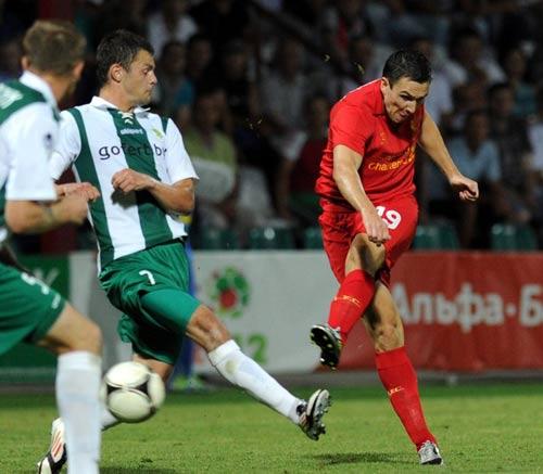 Gomel - Liverpool: Không dễ dàng - 1
