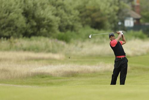 Tiger Woods và vấn đề dùng gậy driver - 1