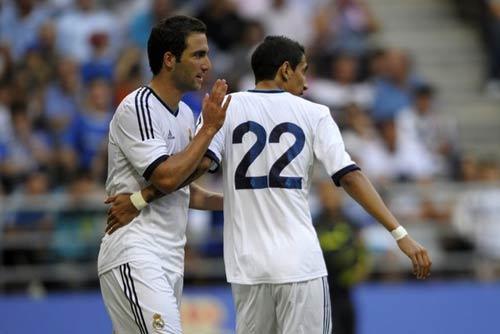 LA Galaxy – Real: Trút giận - 1