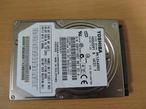 Lắp thêm ổ cứng thứ hai cho laptop - 1