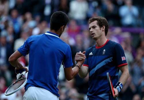 Federer lập kỷ lục Olympic - 1