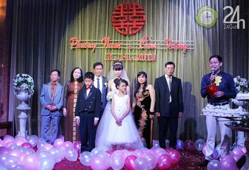 Đám cưới ngọt ngào của Đặng Phương Nam - 1