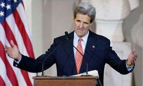 Mỹ lên án hành động của TQ ở Biển Đông - 1