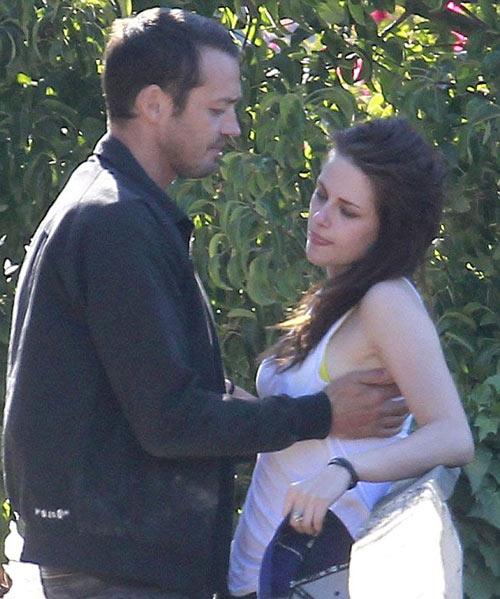 Kristen lộ thêm bằng chứng ngoại tình - 1
