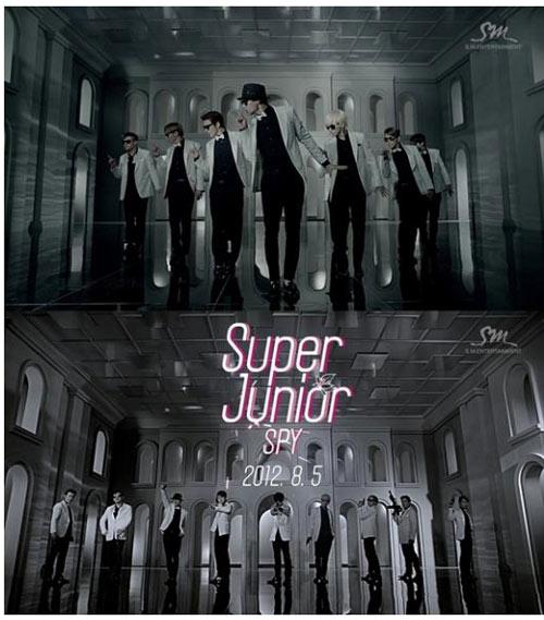 Super Junior gây sốt với ca khúc mới - 1